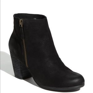 BP Nordstrom trolley bootie in black